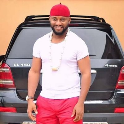 Yul Edochie announces support for BBNaija's Laycon