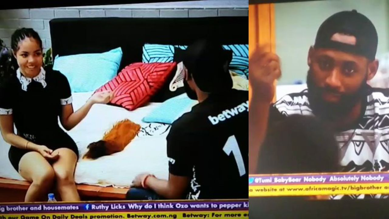 BBNaija: I Couldn't Express My Feelings To Nengi Because Many Male Housemates Want Her – Tochi