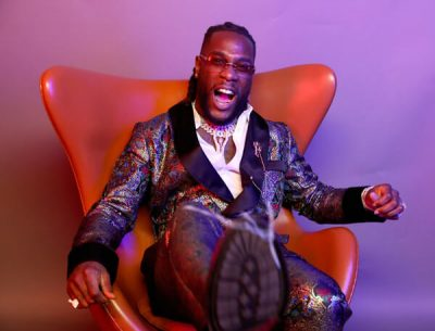 Burna Boy drops comic visuals for SECRET FLAME