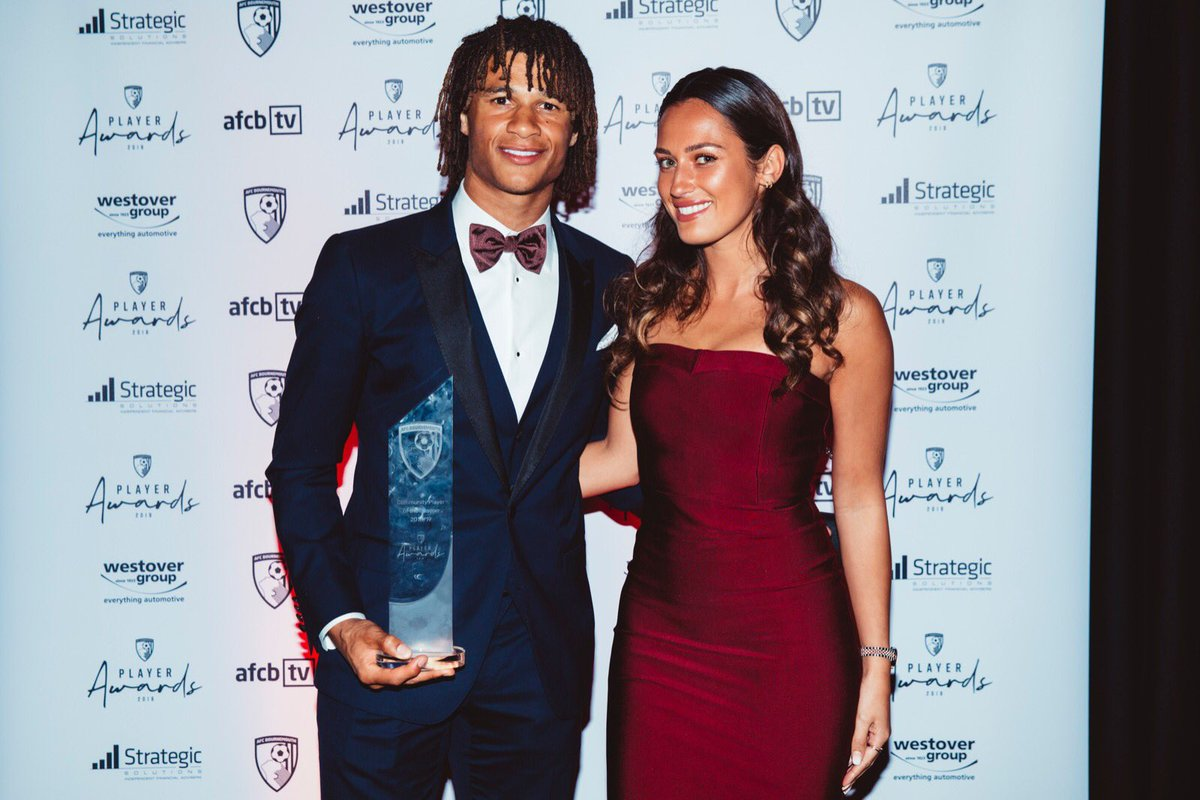 Nathan Ake Celebrates His Potential Move From Bournemouth To Man City With Marriage Proposal To His Girlfriend