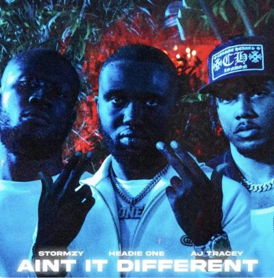 Download Headie One ft AJ Tracey & Stormzy - Ain't It Different Mp3 Download & Lyrics