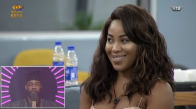 #BBNaija: 'Laycon Is Just A Friend While Kidd Is My Special Friend' - Erica Tells Ebuka