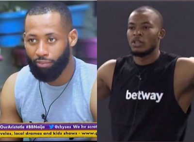 #BBNaija: Tochi And Eric Have Been Evicted For The Reality Show