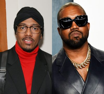 Nick Cannon pledges to vote for Kanye West