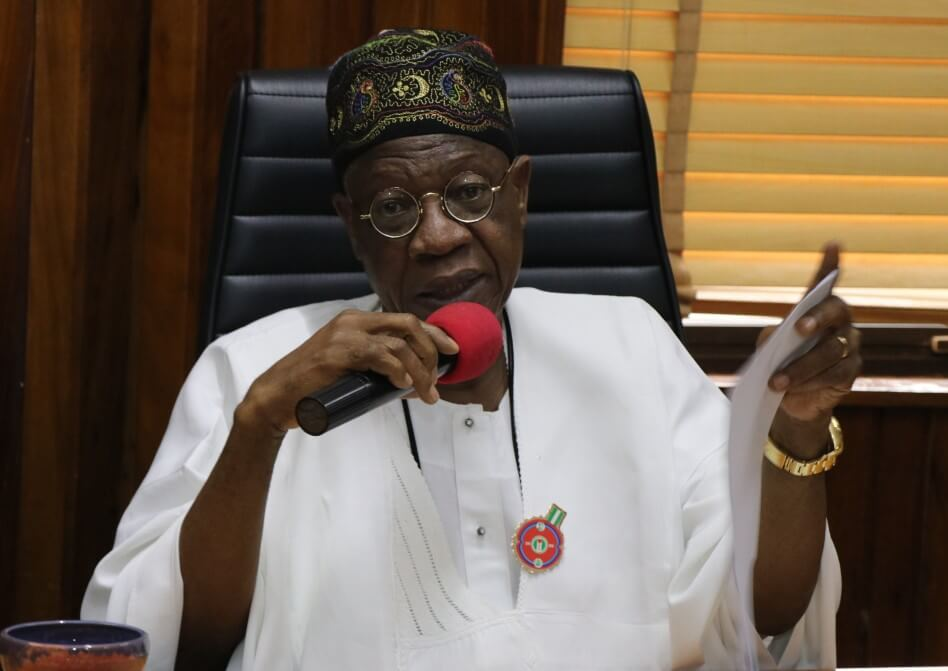 Lai Mohammed Criticized Following Ban On Nigerian Info FM