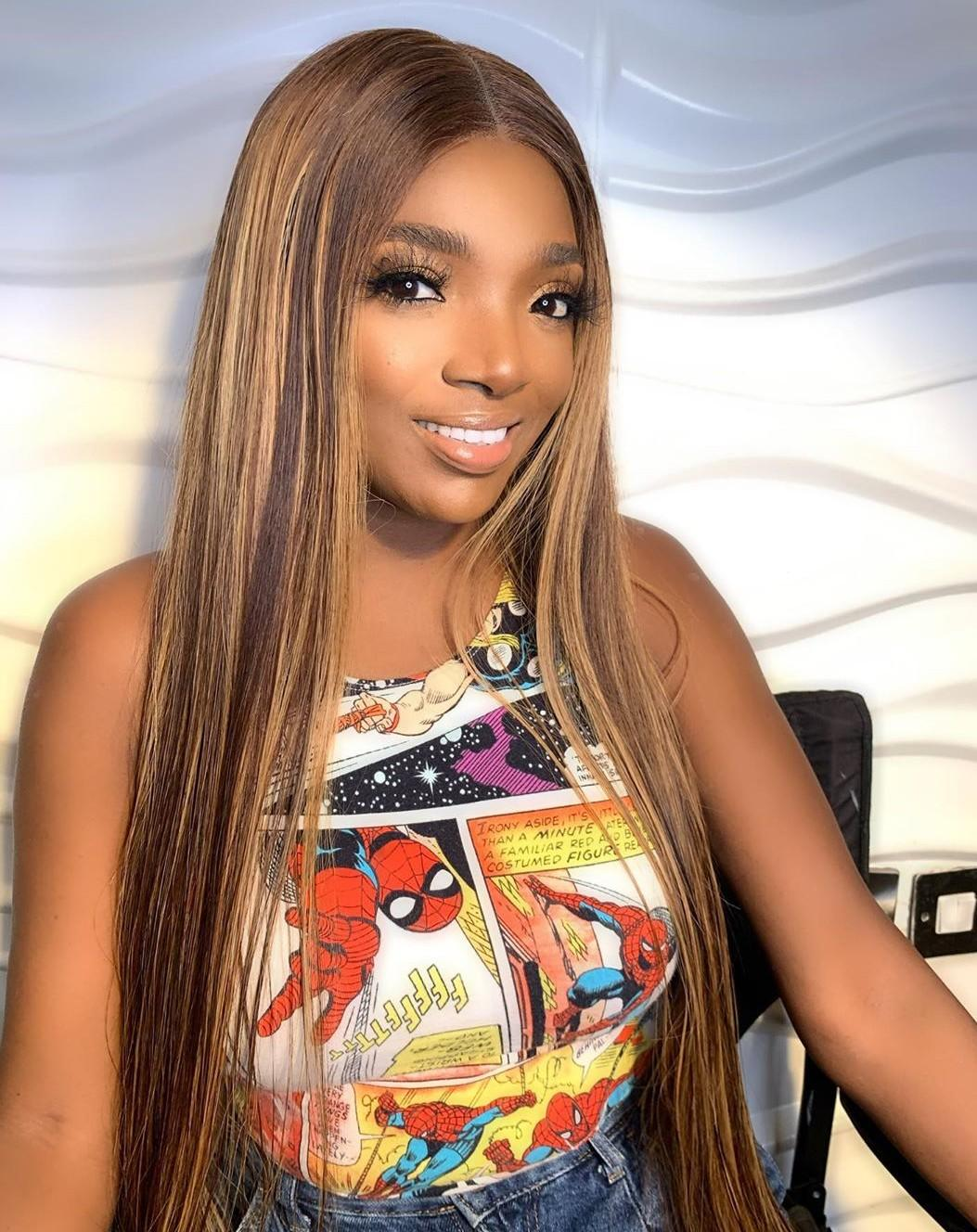Nollywood Actress, Annie Idibia Blasts Fake Blogger For Untrue Cancer Story