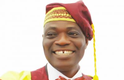 UNILAG VC University Of Lagos Vice-Chancellor Sacked By Varsity's Governing Council