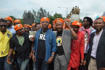 Omoyele Sowore and #RevolutionNow protesters