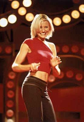 Cameron Diaz in 2000's CHARLIE'S ANGELS