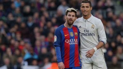 Messi and Ronaldo could become teammates