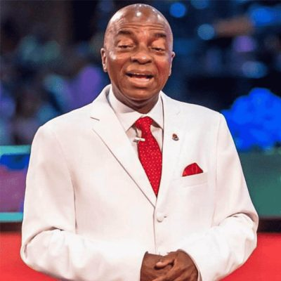 Bishop Oyedepo says the world is being deceived