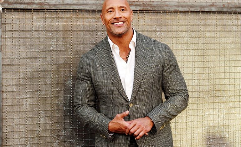 """Actor Dwayne""""The Rock"""" Johnson Is Hollywood's Highest Paid Actor For Two Years Now"""