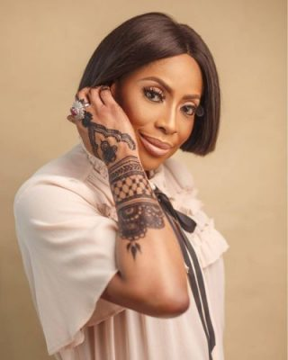 Mo Abudu marks 56th birthday in style