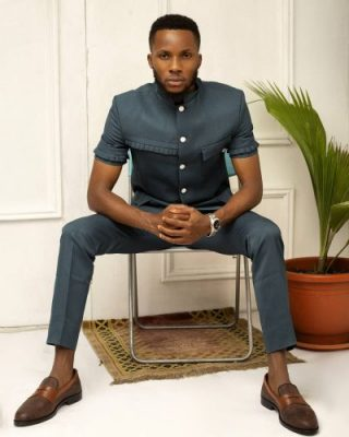 BBNaija: Evangelist Brighto Releases Cute Photos As He Clocks 30