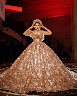BBNaija: 'Pepper Dem' Winner Mercy Eke Marks 27th Birthday In Grand Style