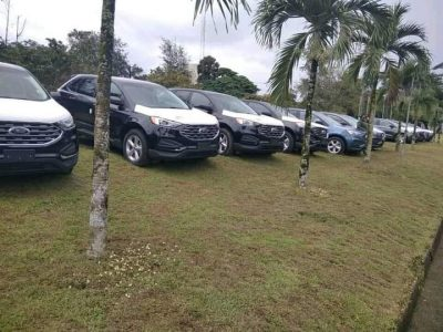 Cross River Gov, Ayade Doles Out 54 Suvs To LG Chairmen, Deputies