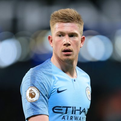 Kevin De Bruyne Becomes First Manchester City Player To