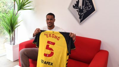 Troost-Ekong Joins Watford