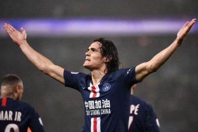 Edinson Cavani Agrees To A Two-Year Deal With Manchester United