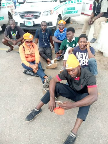Arrested Protesters To Be Charged To Court  - Police