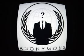 Anonymous hacker group shut down CBN website