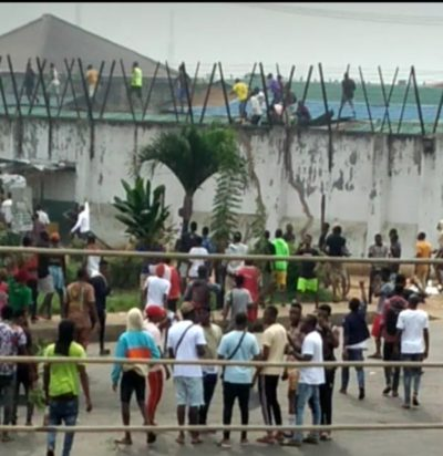 Thugs Attack Another Prison In Edo, Free Many Inmates