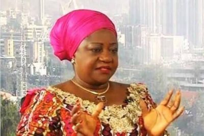 Buhari Confirms Lauretta Onochie As INEC Commissioner