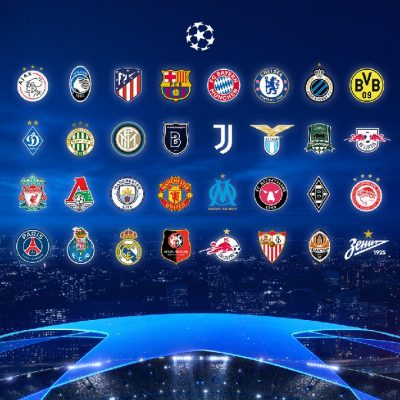Check Out UEFA Champions League Draw