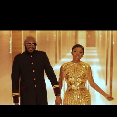 2Baba and Annie Idibia celebrate 8th wedding anniversary