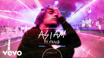 Download Justin Bieber ft Khalid As I Am mp3 audio
