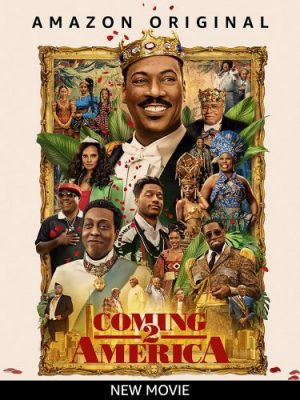 Coming To America 2 Official Poster