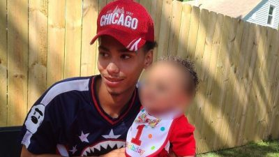 Daunte Wright a young 20yo father of a little two years old, killed by police in Brooklyn Center