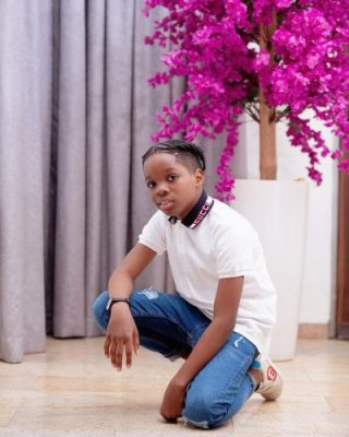 Boluwatife to release his first song