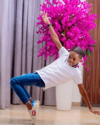Wizkid's son Boluwatife to release his first song
